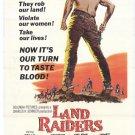 Land Raiders (1969) - Telly Savalas DVD