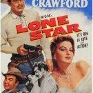 Lone Star (1952) - Clark Gable DVD