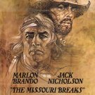 Missouri Breaks (1976) - Marlon Brando DVD