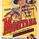 Montana (1950) - Errol Flynn DVD