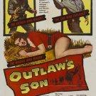 Outlaw´s Son (1957) - Dane Clark DVD