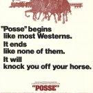 Posse (1975) - Kirk Douglas DVD