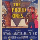 Proud Ones (1956) - Robert Ryan DVD