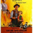 Proud Rebel (1958) - Alan Ladd DVD