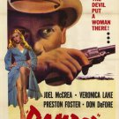 Ramrod (1947) - Joel McCrea DVD