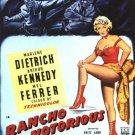 Rancho Notorious (1952) - Marlene Dietrich DVD