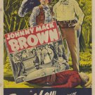 Range Law (1944) - Johnny Mack Brown DVD