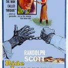 Ride Lonesome (1959) - Randolph Scott DVD
