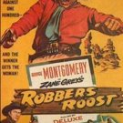 Robbers´ Roost (1955) - George Montgomery DVD