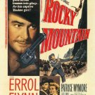 Rocky Mountain (1950) - Errol Flynn DVD