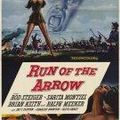 Run Of The Arrow (1957) - Rod Steiger DVD