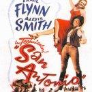 San Antonio (1945) - Errol Flynn DVD