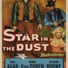 Star In The Dust (1956) - Richard Boone DVD