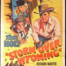 Storm Over Wyoming (1950) - Tim Holt DVD