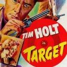 Target (1952) - Tim Holt DVD