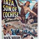 Taza, Son Of Cochise (1954) - Rock Hudson DVD