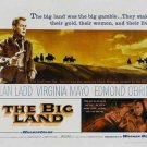 The Big Land (1957) - Alan Ladd DVD