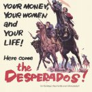 The Desperados (1969) - Jack Palance DVD