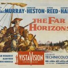 The Far Horizons (1955) - Charlton Heston DVD