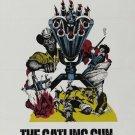 The Gatling Gun (1973) - Guy Stockwell DVD