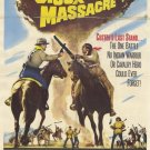 The Great Sioux Massacre (1965) - Joseph Cotten DVD