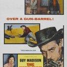 The Hard Man (1957) - Guy Madison DVD