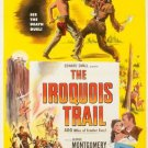 The Iroquois Trail (1950) - George Montgomery DVD