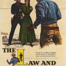 The Law And Jake Wade (1958) - Richard Widmark DVD
