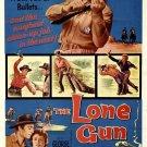The Lone Gun (1954) - George Montgomery DVD
