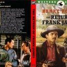 The Return Of Frank James (1940) - Henry Fonda DVD