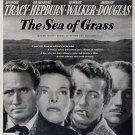 The Sea Of Grass (1947) - Spencer Tracy DVD