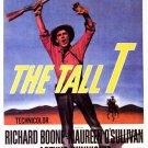 The Tall T (1957) - Randolph Scott DVD