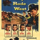 They Rode West (1954) - Donna Reed DVD