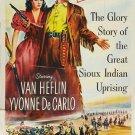 Tomahawk (1951) - Van Heflin DVD