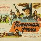 Tomahawk Trail (1956) - Chuck Connors DVD