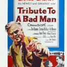 Tribute To A Bad Man (1956) - James Cagney DVD