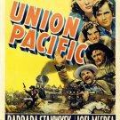 Union Pacific (1939) - Joel McCrea DVD