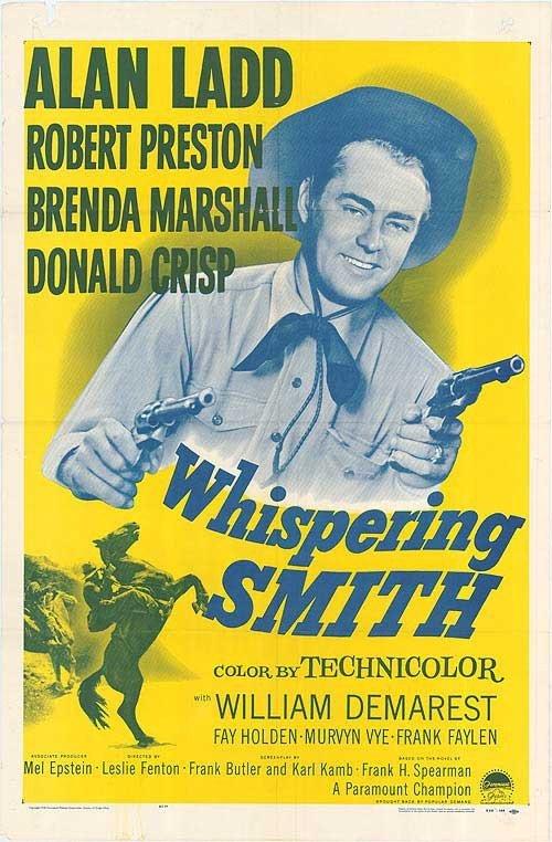 Whispering Smith (1948) - Alan Ladd DVD