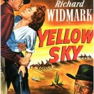 Yellow Sky (1948) - Gregory Peck DVD