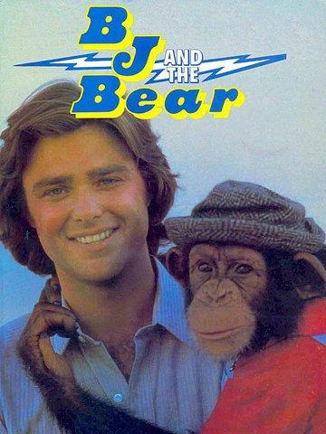 BJ And The Bear (1978) : Complete Season 1 (3 DVD Set)