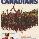 The Canadians (1961) - Robert Ryan DVD