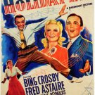 Holiday Inn (1942) - Bing Crosby Colorized DVD