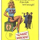 The Alphabet Murders (1965) - Tony Randall DVD