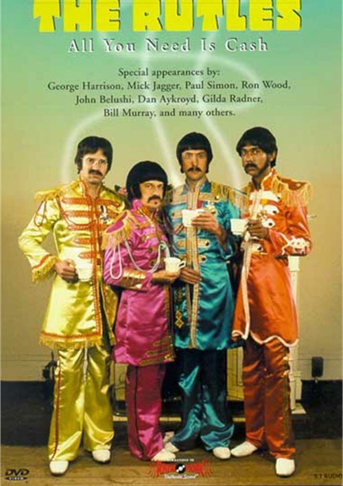 The Rutles - All You Need Is Cash (1978) DVD
