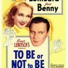 To Be Or Not To Be (1942) - Carole Lombard DVD
