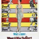 What A Way To Go ! (1964) - Dean Martin DVD