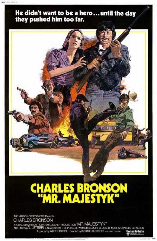 Mr. Majestyk (1974) - Charles Bronson DVD