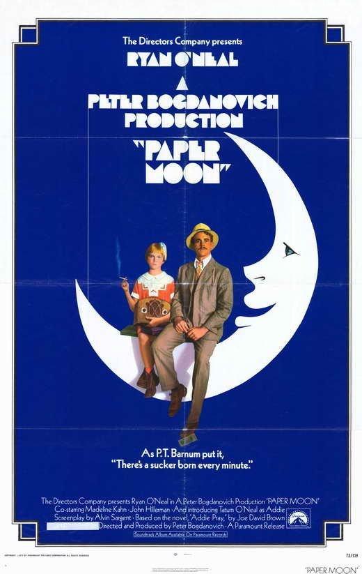 Paper Moon (1973) - Ryan O´Neal DVD