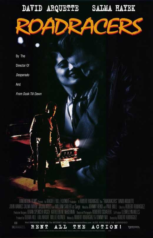 Roadracers (1994) - Robert Rodriguez DVD