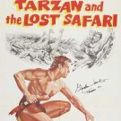 Tarzan And The Lost Safari (1957) - Gordon Scott DVD